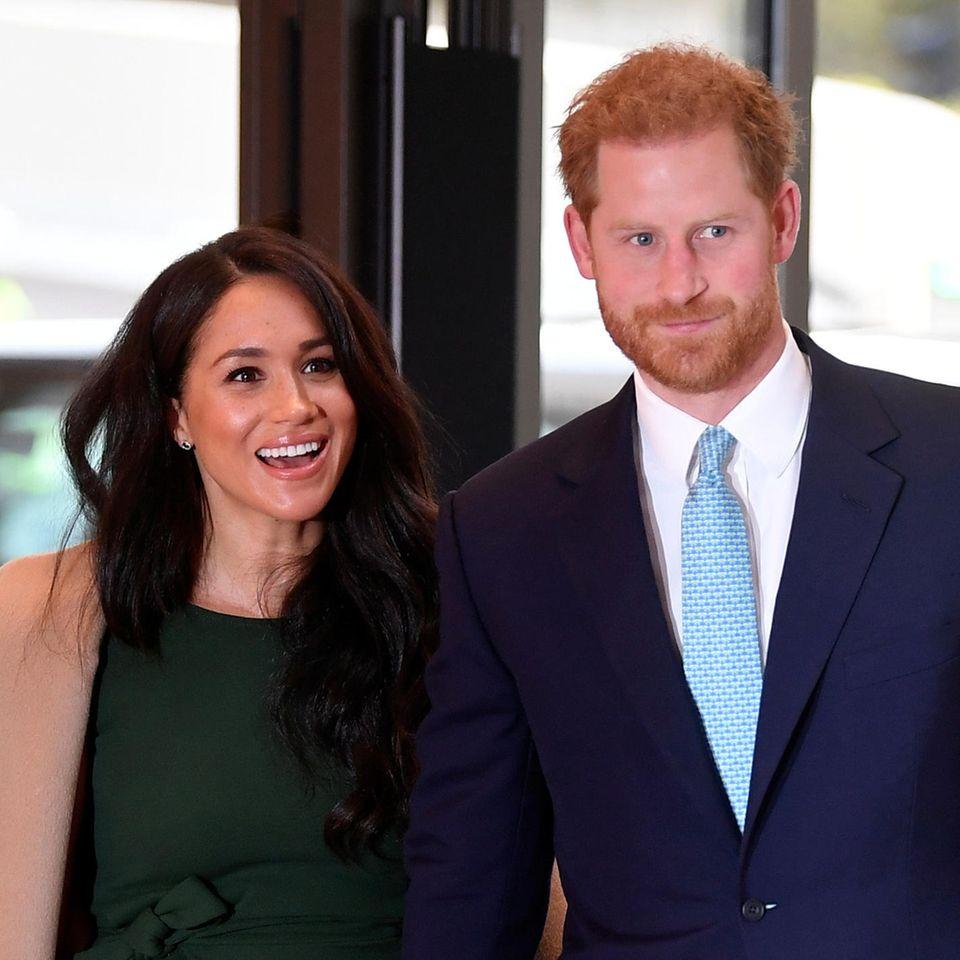 Harry und Meghan feiern Weihnachten ohne Queen Elizabeth - und das ist ihr gutes Recht