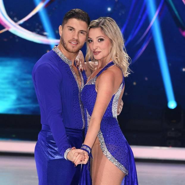 Joey Heindle: Dancing on Ice-Star hat Stress mit seiner Freundin