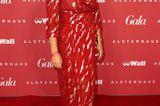 Promi-Events: Dana Schweiger auf dem roten Teppich