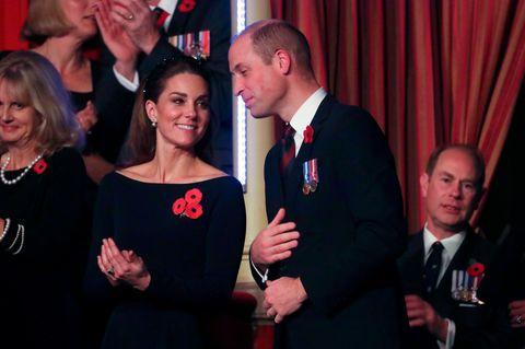 Britische Royals: Meghan, Kate und Co. kamen zum Christmas-Lunch der Queen