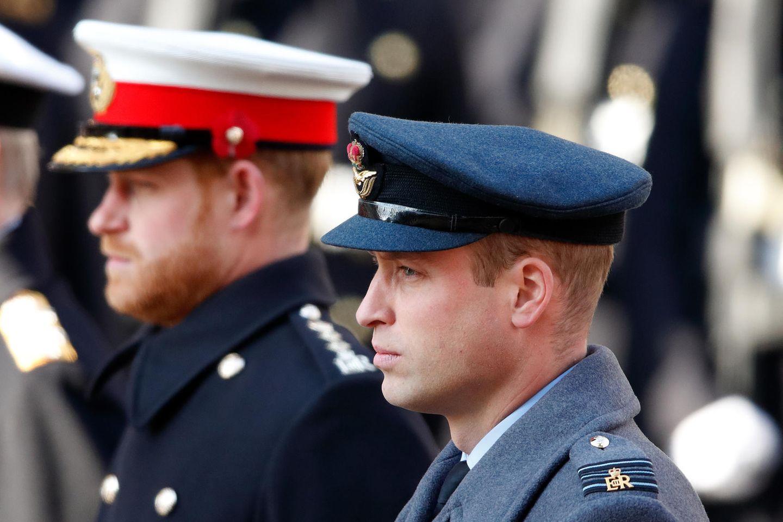 Prinz William: Zeichen der Versöhnung mit Prinz Harry?