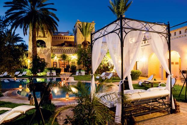 Marokkos Süden - die besten Reisetipps: Ksar el Kabbaba