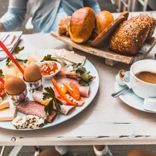 Deutsche Essgewohnheiten: Deutsches Frühstück
