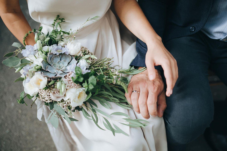 Warum sollten wir heute noch heiraten?: Brautpaar