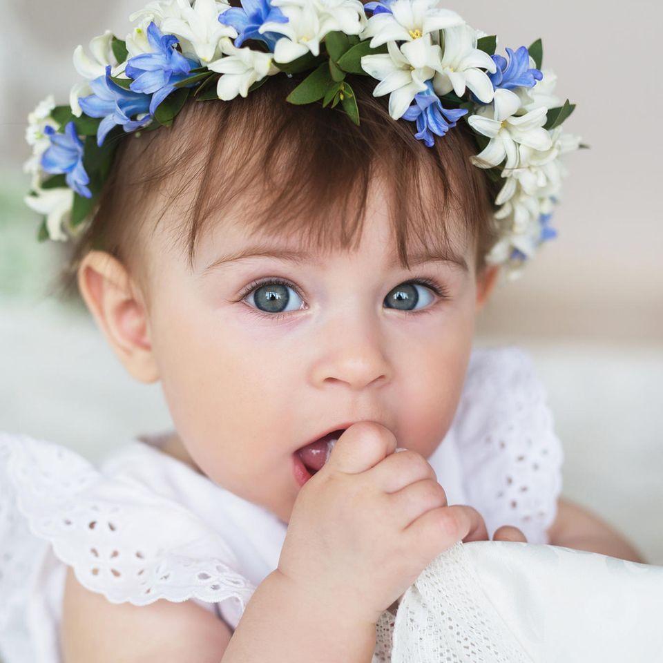 Dieser Mädchenname boomt – immer mehr Eltern wollen ihr Baby SO nennen