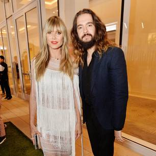 Promi-Events: Heidi Klum mit Tom Kaulitz