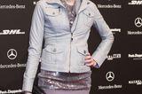 GNTM-Kandidatinnen: Jennifer Hof auf dem roten Teppich