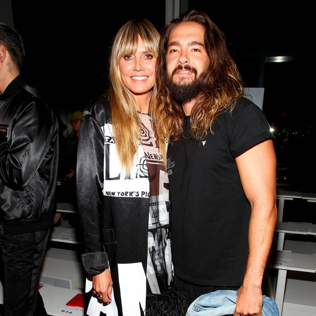 Heidi Klum und Tom Kaulitz 2019