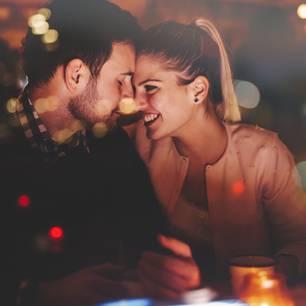 Die 5 romantischsten Sternzeichen: Foto von einem Pärchen