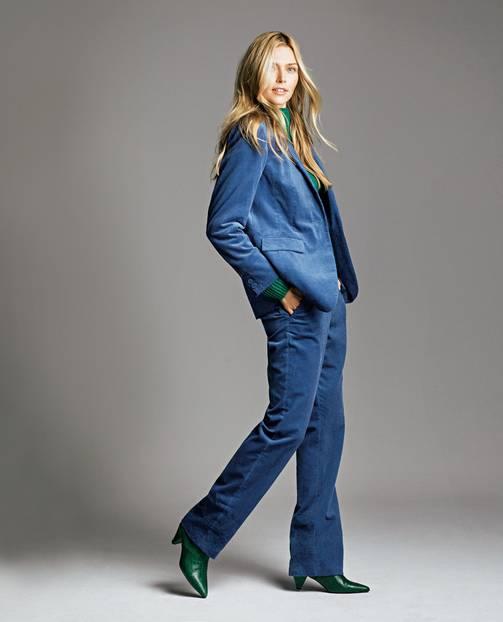 Fashion-Highlights: Schöne Mode-Trends der Saison: Anzug
