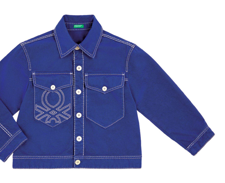 Fashion-Highlights: Schöne Mode-Trends der Saison: Jacke mit Stickereien