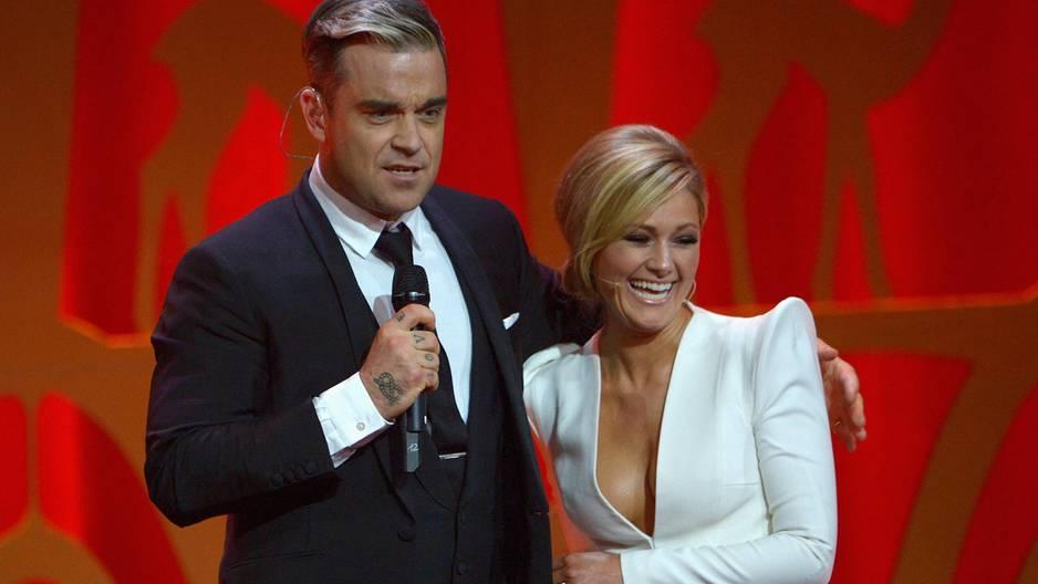 Helene Fischer: So klingt ihr Weihnachts-Duett mit Robbie Williams