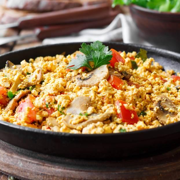 Veganes Rührei: Das beste Rezept