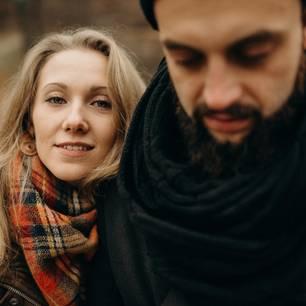 Welcher Nähe-Typ bist du?: Mann und Frau