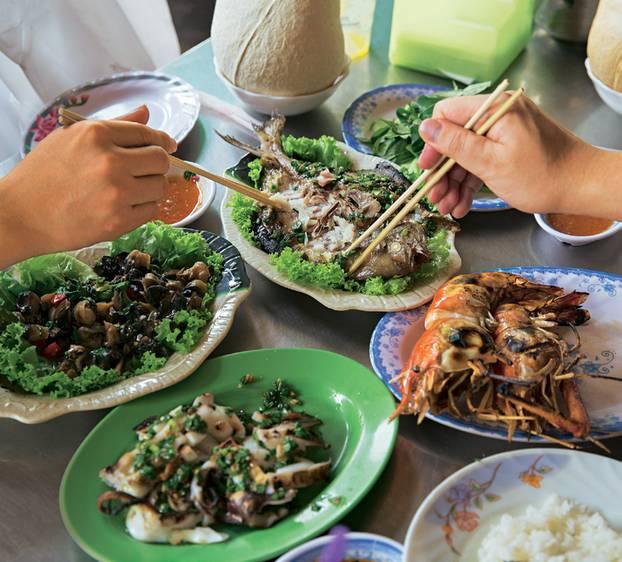 Kambodscha: Tipps für eine Rundreise: Mittagszeit