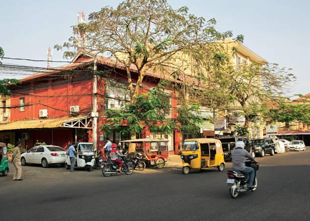 Kambodscha: Tipps für eine Rundreise: Rushhour