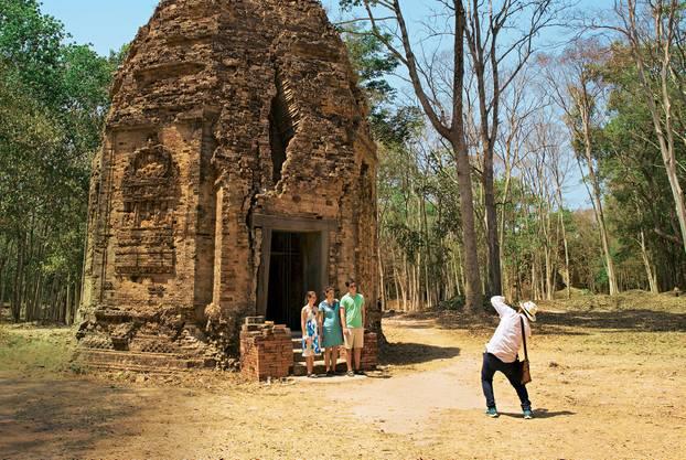 Kambodscha: Tipps für eine Rundreise: Tempel