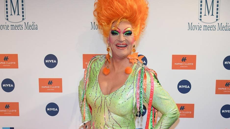 Olivia Jones wird 50: So sieht sie wirklich unter dem Styling aus!