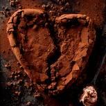 Schoko-Herz