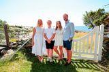 Meghan, Kate und Co. 2019: Mette-Marit und Prinz Haakon mit ihren Kindern im Urlaub