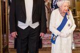 Meghan, Kate und Co. 2019: Königin Elisabeth und Donald Trump