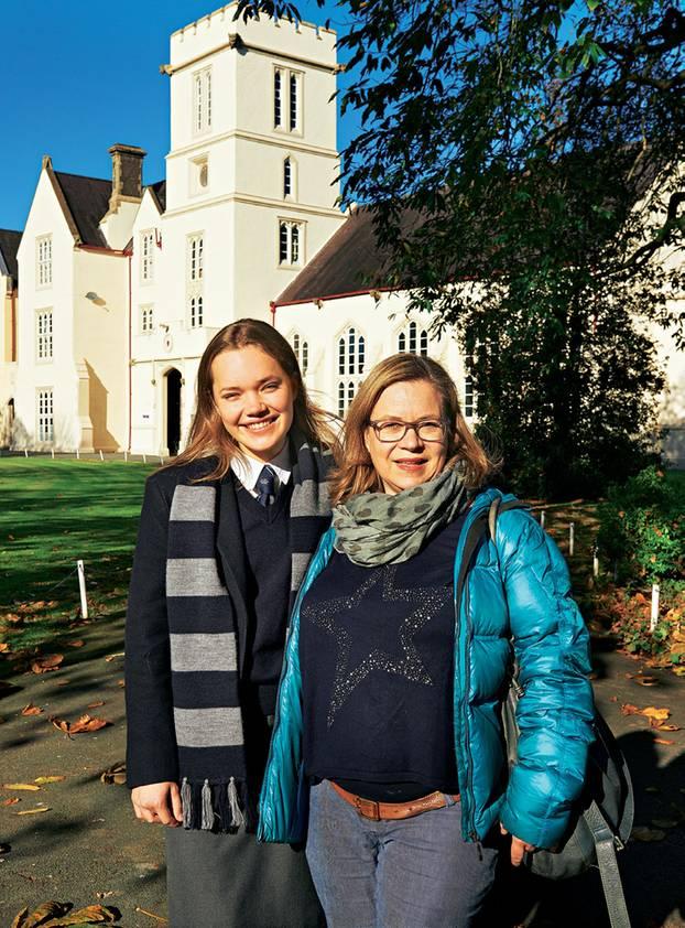 Urlaub im Wales: Tipps für Rundreisen: Das Internat