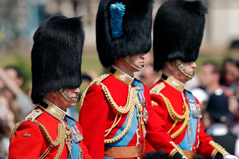 Prinz William: Er ist kein großer Fan von Onkel Prinz Andrew