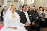 Bauer sucht Frau: Katja und Marcel halten Händchen