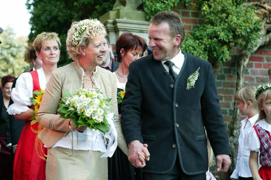 Bauer sucht Frau: Karin und Herbert