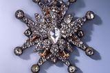 Dresdner Juwelenraub: Orden