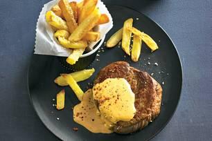 """Filet mit """"Café de Paris""""-Soße"""