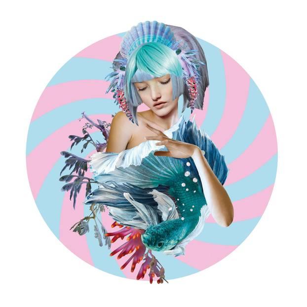 Jahreshoroskop Fische: Frau als Fisch