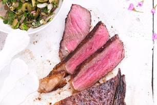 T-Bone-Steak vom Grill
