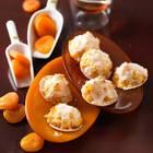 Aprikosen-Kokos-Plätzchen