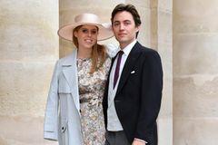 Prinzessin Beatrice und Edoardo Mapelli Mozzi: Schillernde Verlobungsparty in London