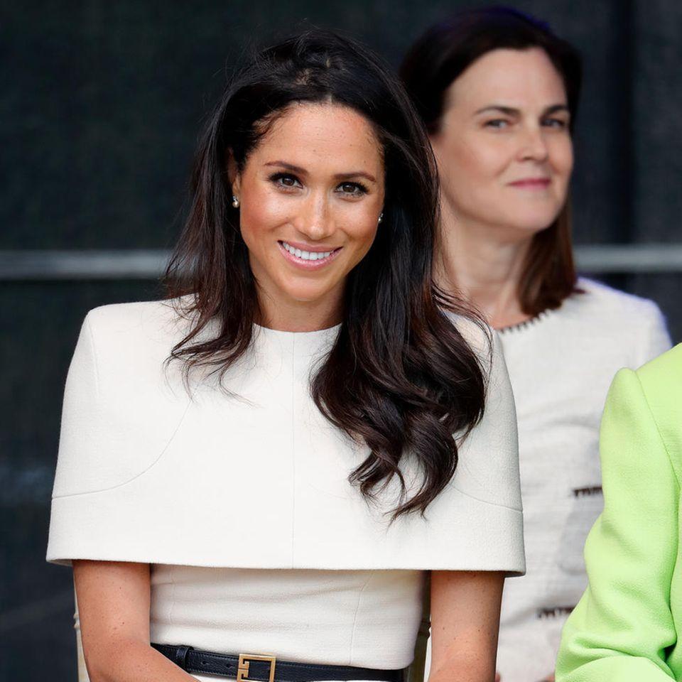 Herzogin Meghan: Das ist der neue Job ihrer Mitarbeiterin Samantha Cohen