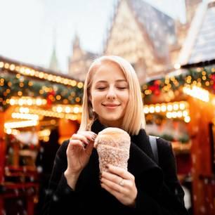 Kalorienfalle Weihnachtsmarkt