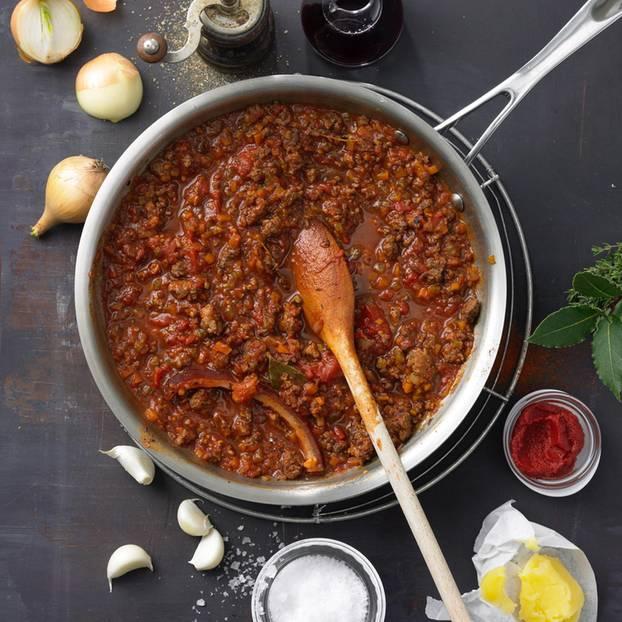 bolognese sauce rezepte