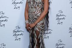 British Fashion Awards 2019: Naomi Campbell auf dem roten Teppich