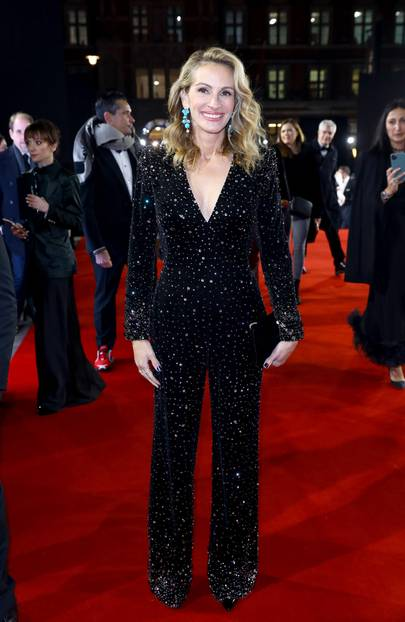 British Fashion Awards 2019: Julia Roberts auf dem roten Teppich