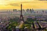 Die beliebtesten Städte der Welt: Paris (Platz 6)