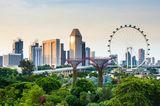 Die beliebtesten Städte der Welt: Singapur (Platz 5)