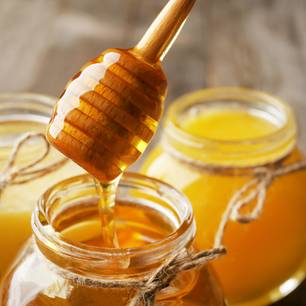 Hausmittel: Honig