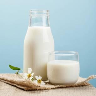 Hausmittel: Milch