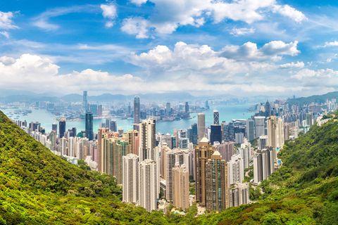 Die beliebtesten Städte der Welt (Platz 1: Hongkong)