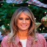 Melania Trump im Weihnachtsfieber