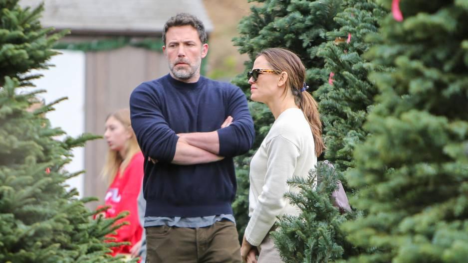 """Jennifer Garner und Ben Affleck: """"Aggressiver"""" Tannenbaum-Kauf"""