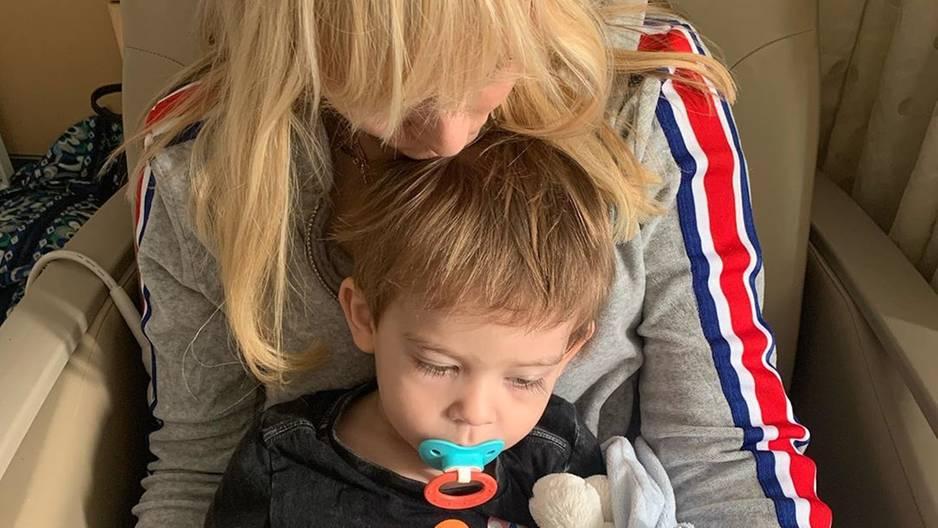 Natasha Bedingfield: Ihr Sohn kämpft um sein Leben!