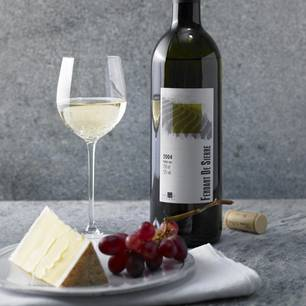 Käse und Wein: Gruyere und Fendant