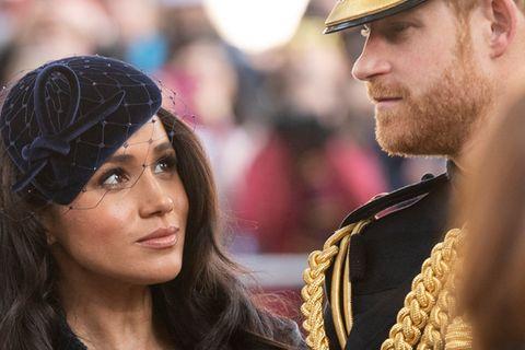 Meghan und Harry: Diana wäre stolz auf ihr Engagement